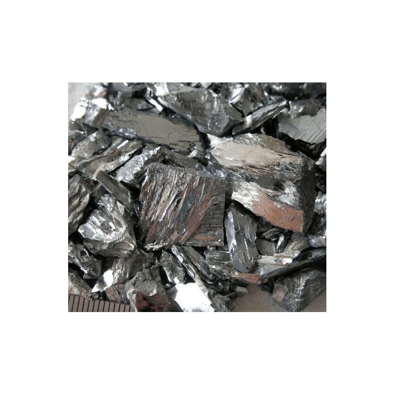 Tellure métallique 99,99% tellure métallique Pure Element 52 Te 1gr-5kg,  Métaux rares