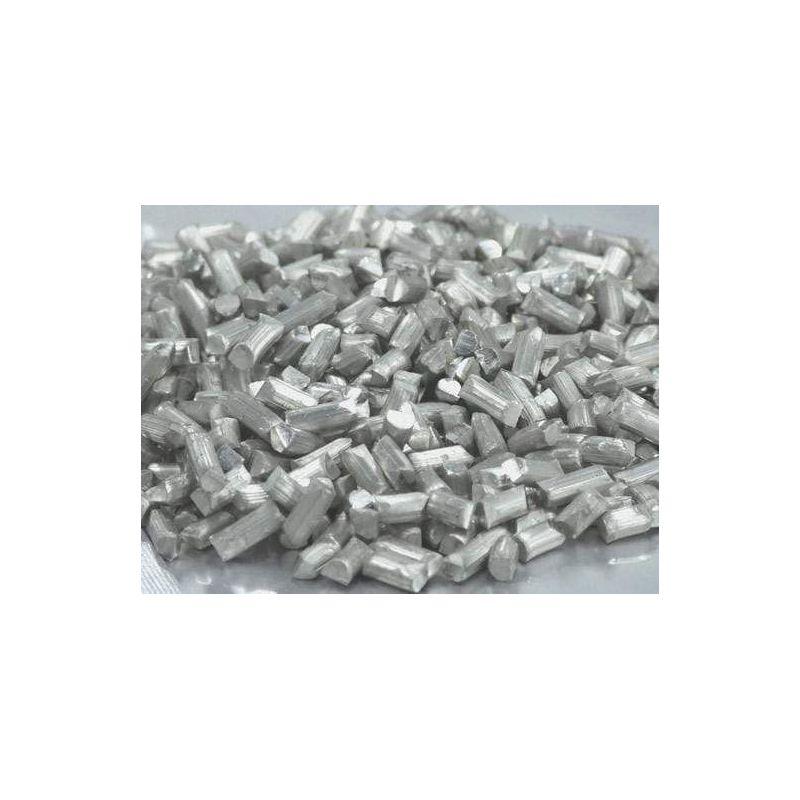 Granules de l'élément métallique Li 3 de haute pureté 99,9% de lithium, métaux rares