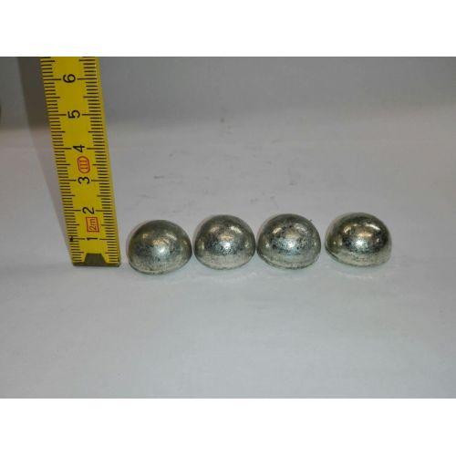 Les tiges de métal à souder Sn 99,9% en étain pur représentent les barres de coulée 25gr-5kg,  Métaux rares