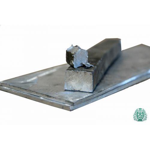 Élément de cadmium 48 pureté CD 99,95% lingot métallique propre 10gr-5kg blocs métalliques, métaux rares