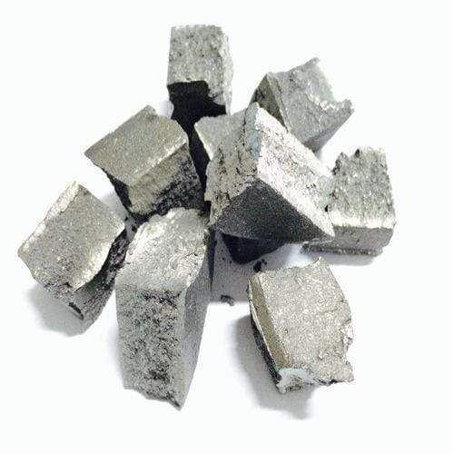 Élément en métal gadolinium 64 pièces Gd 99,95% métaux rares conicité, métaux rares