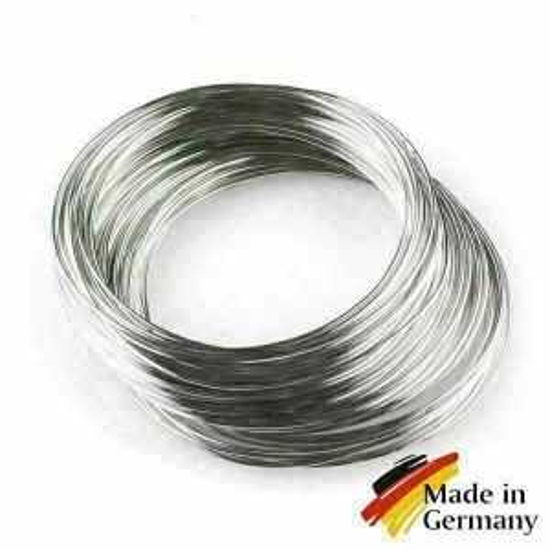 Fil d'acier à ressort Fil d'acier à ressort 0.1-10mm 1.4310 Acier inoxydable 301 Inox 1-200 mètres,  acier inoxydable