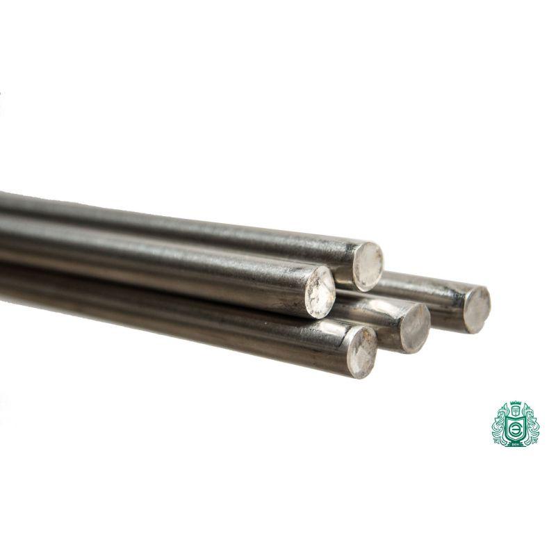 Tige en acier inoxydable 0.9mm-2.8mm 1.4401 V4A 316 profil de tige ronde tige en acier ronde 316L,  acier inoxydable
