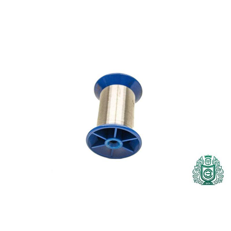 Fil inox Ø 0,035 à Ø 0,05 fil de reliure 1.4430 fil de jardin fil artisanal 316l,  acier inoxydable