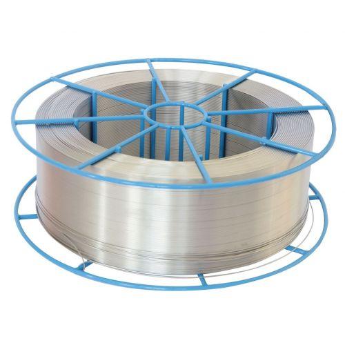 Fil à souder inox Ø 0.6-5mm V2A gaz de protection EN 1.4370 MIG MAG 307LSi 0.5-25kg,  Soudage et brasage