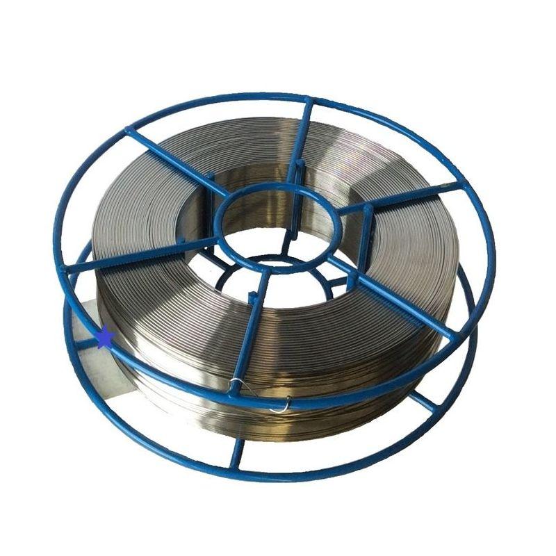 Fil à souder inox V2A gaz de protection Ø 0.6-5mm EN 1.4718 MIG MAG HB600 0.5-25kg,  Soudage et brasage