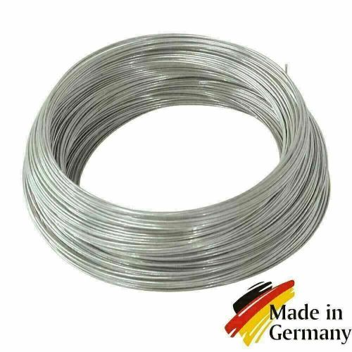 Fil d'acier à ressort Fil à ressort 0.1-10mm 1.4310 acier inoxydable 301 antirouille 1-200 mètres, acier inoxydable