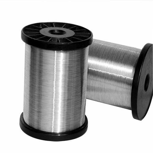 Fil en titane Grade 2 Fil chauffant Ø0.5-8mm 3.7035 A5.16 Fil en titane 1-50 mètres, titane