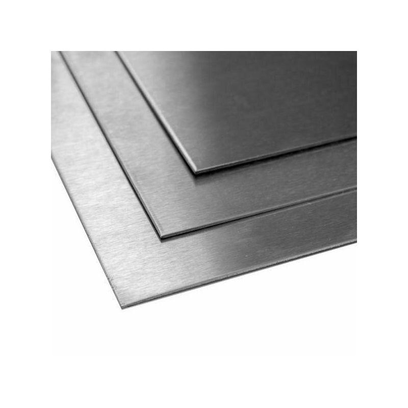Feuille de titane 2 mm 3.7035 Feuilles de grade 2 Feuilles coupées de 100 mm à 2000 mm, titane