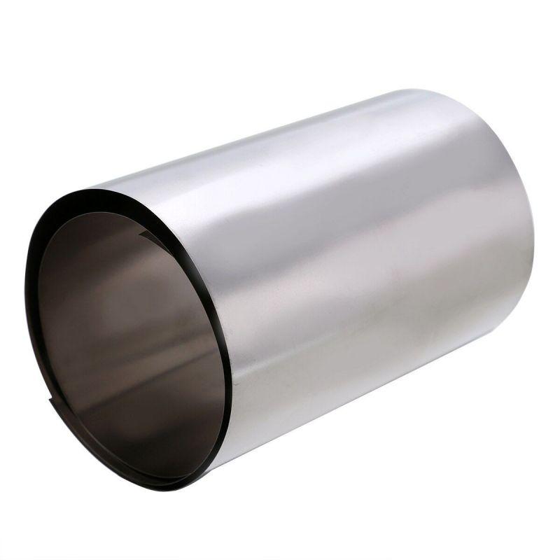 Titane épaisseur de bande 0,1-0,5 mm titane 3,7025 largeur 100 mm bande 0,1 mètre à 50 mètres, titane