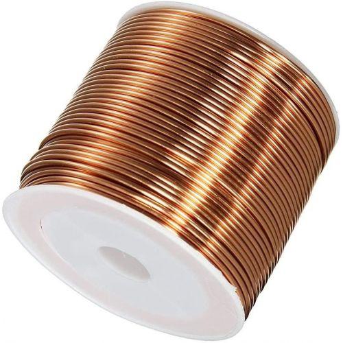 Fil de cuivre Ø0.05-2.8mm fil émaillé Cu 99.9 wnr 2.0090 fil artisanal 2-750 mètres, cuivre