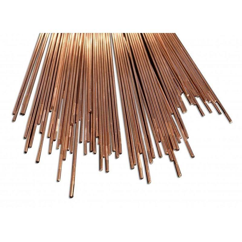 Electrodes de soudage Ø 0.8-5mm fil de soudage acier 90s-g Baguettes de soudage CrMo2Si,  Soudage et brasage