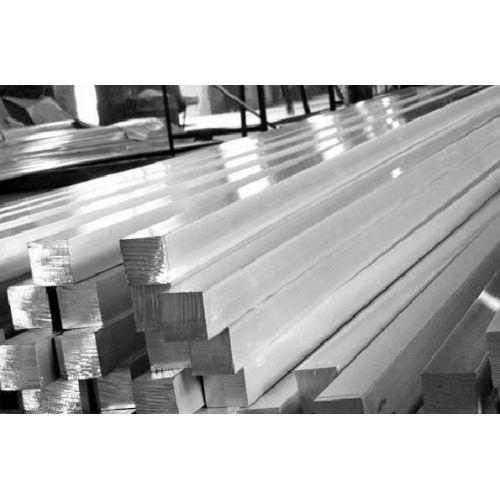 Barre carrée St35 Ø5x5-40x40mm barre carrée en acier Fe carré en acier solide 2 mètres,  acier