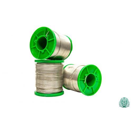 Étain à souder Sn95.5Ag3.8Cu0.7 fil à souder argent 1mm liquide 2% sans plomb 25gr-1kg,  Soudage et brasage