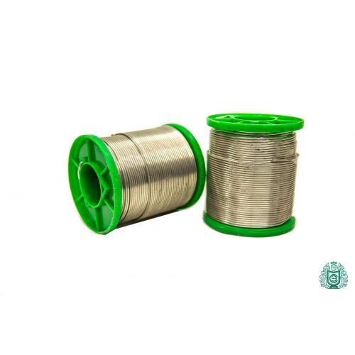 Étain à souder SnAg2.5 fil d'argent diamètre 2mm sans liquide sans plomb 25gr-1kg,  Soudage et brasage