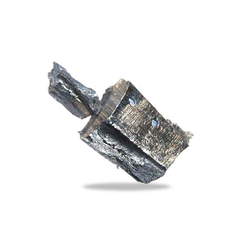 L'élément en métal pur à 99,9% de néodyme Nd 60 pépite barres 10 kg de néodyme
