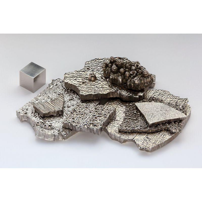 Cobalt Intermediate Co 99,3% élément en métal pur 27 pépites de 25 kg de cobalt
