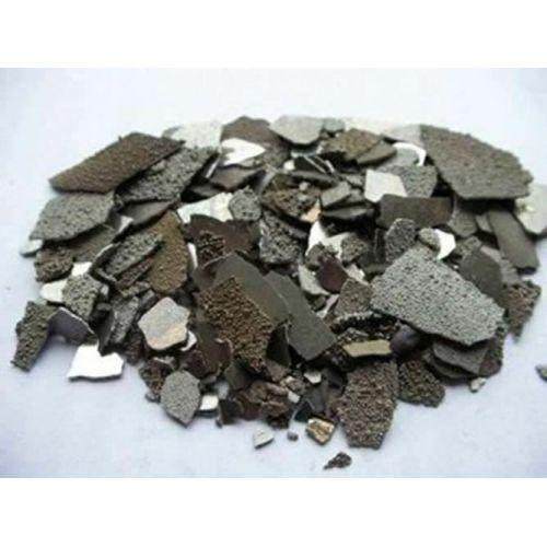 Le manganèse Mn 99,9% de flocon de manganèse de l'élément 25 granules en métal pur 25kg manganèse