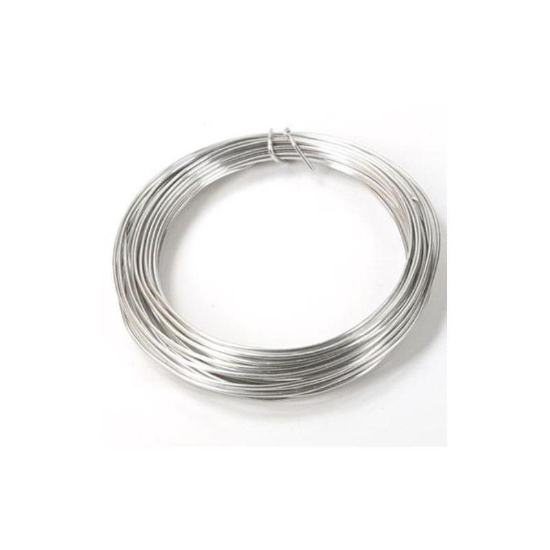 Fil de tantale Ø 0,1 mm-3 mm Ta Élément en métal pur à 99,9% 73 Fil de tantale pur