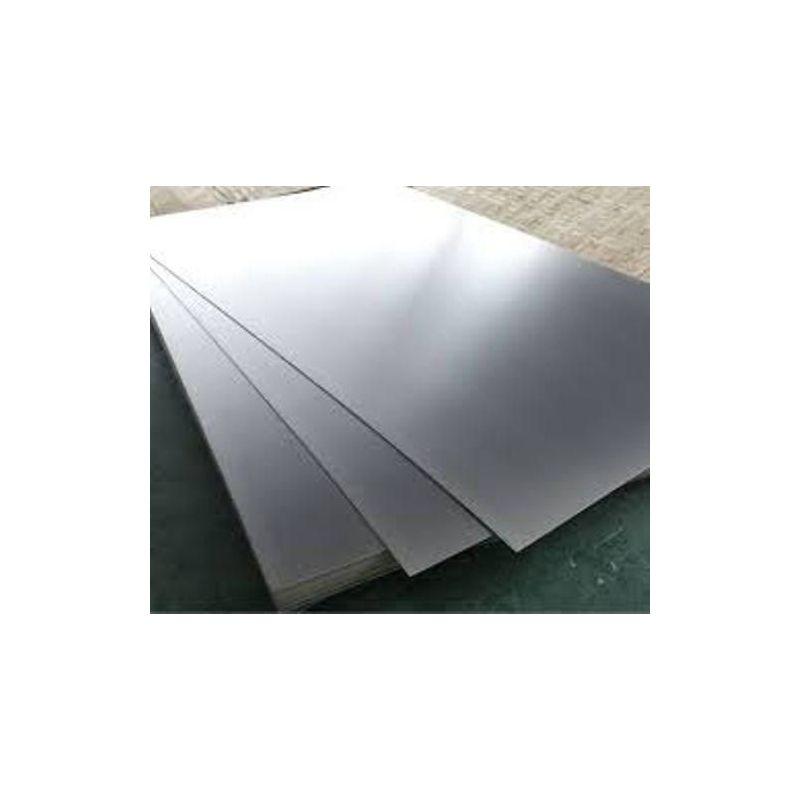 Plaques d'alliage de nickel de 0.8mm-20mm 100mm à 1000mm Monel 400 feuilles de nickel