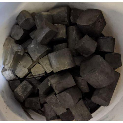 Débris de tungstène W 99,9% élément 74 pépite métal pur 10 kg tungstène