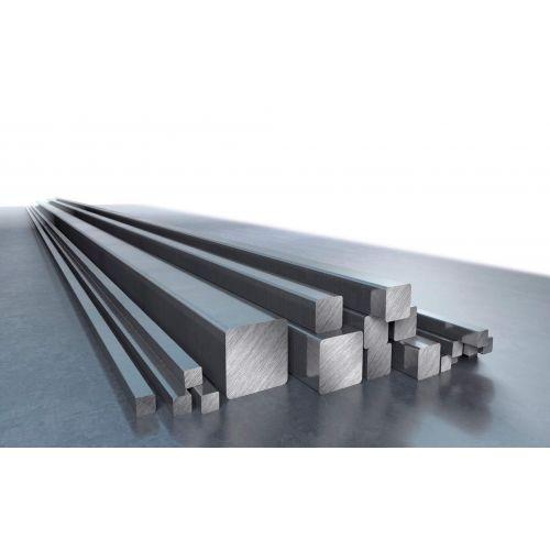 Tige carrée aluminium Ø 8-80mm tige carrée tige solide tige carrée
