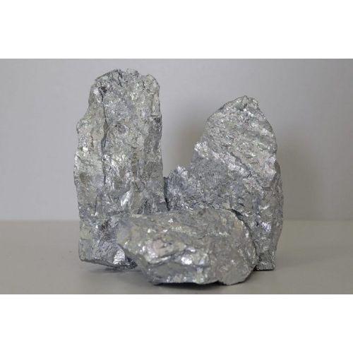 Chrome Métal Cr 99% élément en métal pur 24 pépite 10 kg de chrome