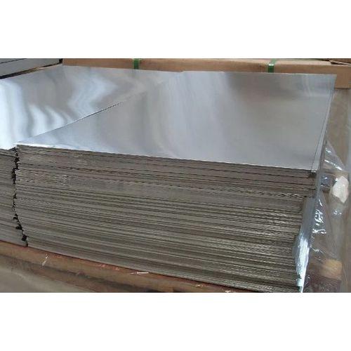 La feuille d'aluminium 2.5mm plaque Al feuilles la feuille mince sélectionnable 100mm à 2000mm