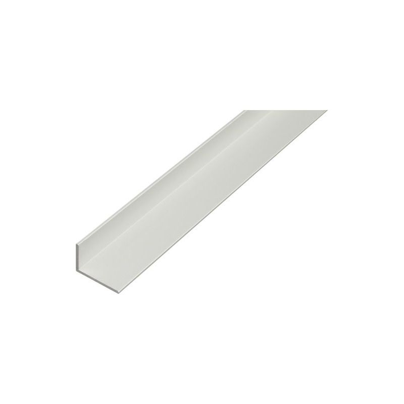 Angle profilé en L aluminium isocèle 25x25x4mm-50x50x5mm Alu 0.25-2 Met