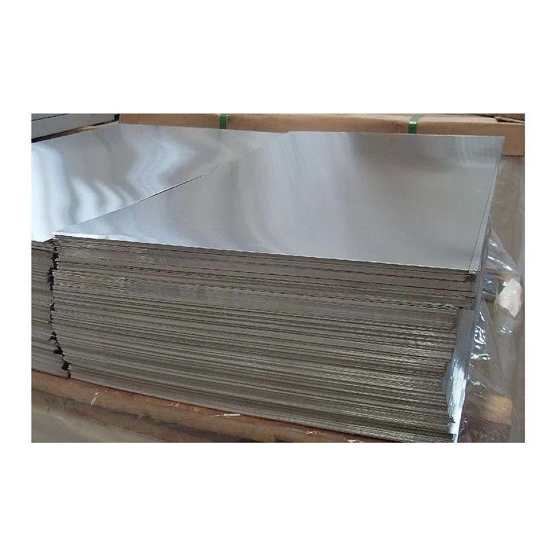 La feuille d'aluminium 1.5mm plaque Al feuilles la feuille mince sélectionnable 100mm à 1000mm