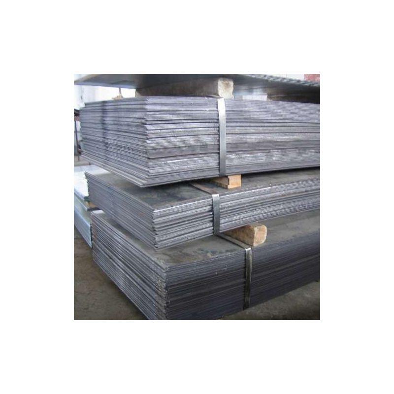 40x tôle d'acier de 6 mm à 8 mm plaque 1000x2000 mm GOST acier
