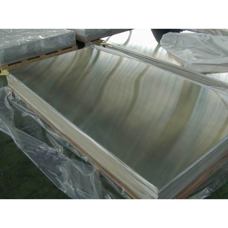 Tôle D16 8mm plaque 1000x2000mm GOST acier