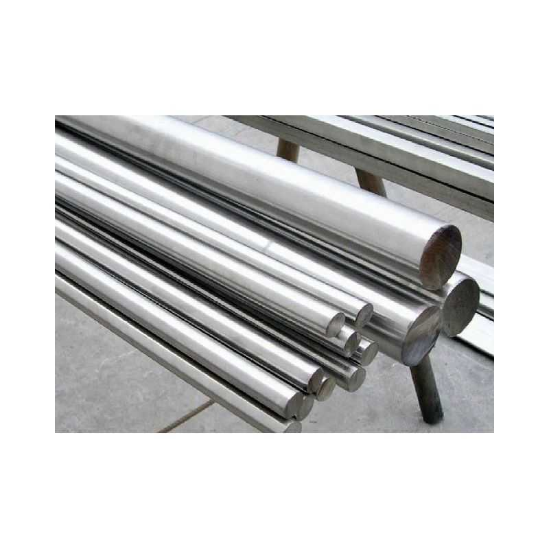 Gost 20H2N4A tige 2-120mm barre ronde profil barre en acier ronde 0,5-2 mètres