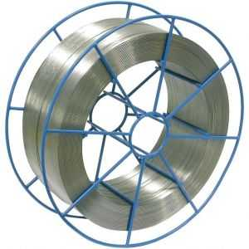 Fil de soudage inox V2A gaz de protection Ø 0.6-5mm EN 1.4550 347 0.5-25kg