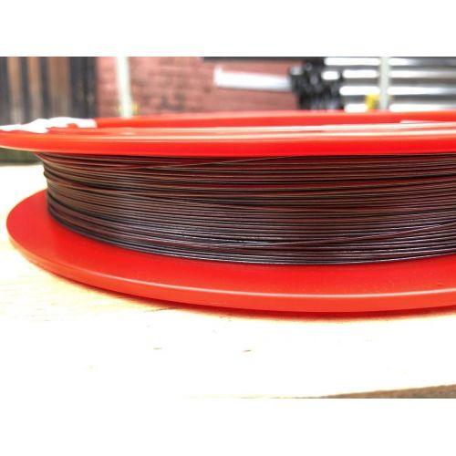 Fil de tungstène 99,9% de Ø 0,02 mm à Ø 5 mm élément en métal pur 74 Fil de tungstène