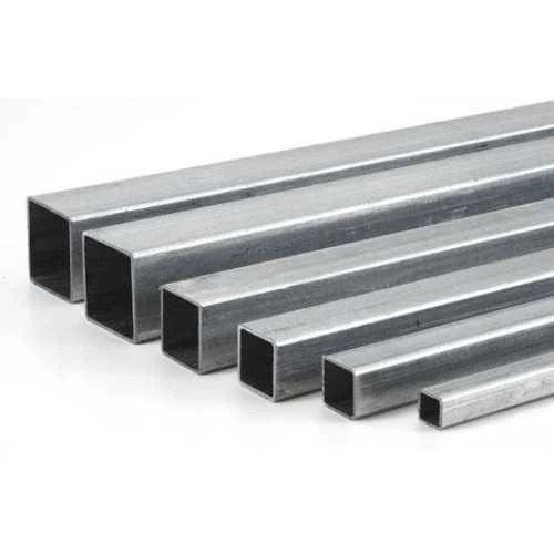 Tube carré en acier inoxydable 304 tube carré 20x20x2mm-60x60x2mm 2 mètres