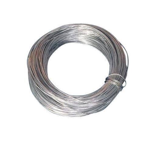 Fil de zinc 2mm 99,9% pour le fil de bijoux d'anode de fil d'artisanat de galvanoplastie d'électrolyse