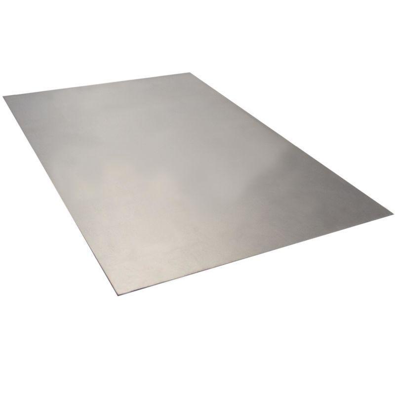 Tôle d'acier Plaques S235 de 1 à 4 mm Tôles Tôles d'acier de 100 mm à 1000 mm