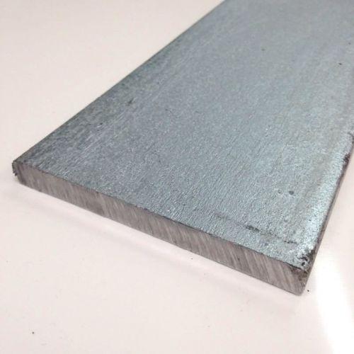 Barre plate en acier inoxydable 30x2mm-90x10mm bandes de tôle coupées à 0,5 à 2 mètres