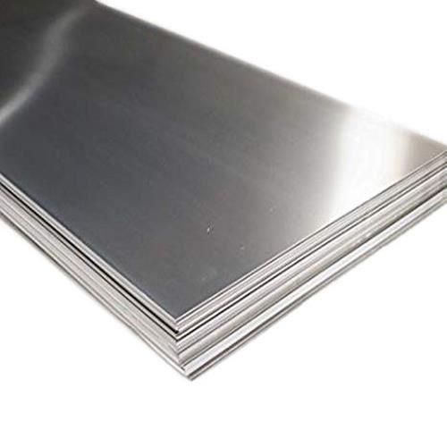 Tôle d'acier inoxydable 8mm 318Ln DUPLEX Wnr. 1.4462 tôles coupées de 100 mm à 2000 mm