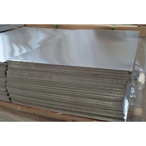 La feuille d'aluminium 6mm plaque Al feuilles la feuille mince sélectionnable 100mm à 2000mm