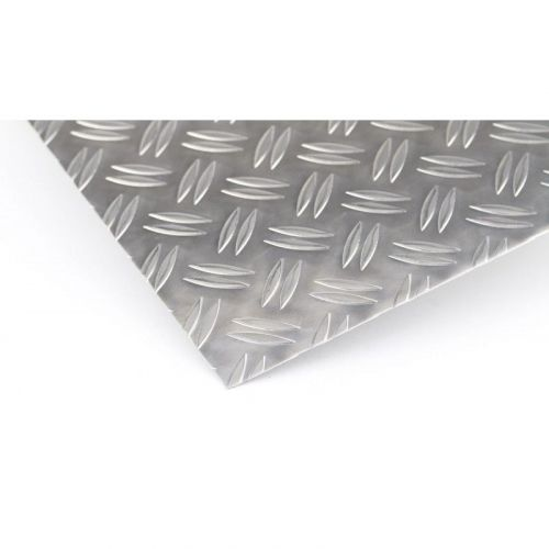 Barre plate en aluminium Duett 1,5 mètres de bandes coupées en tôle AlMgSi0.5