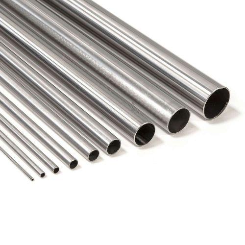 Tube en titane grade 2 rond 6-16mm 3.7035 classe 2 tube taille 2 anti acide 0,1-2 mètres