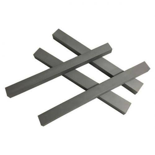 Élément en tungstène à 99% 74 Bandes de métal pur Bandes de tungstène 0.2x20x104mm