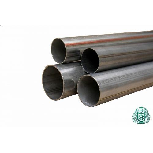 0,5 m 500 mm-Tube en acier inoxydable 1.4301 soudé 38 mm x 1,5 mm L