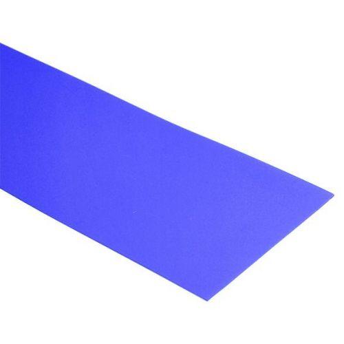 Tôle plate en acier de bande de couleur de la barre plate 0,5 mm coupée à la taille 0,2-1 mètre