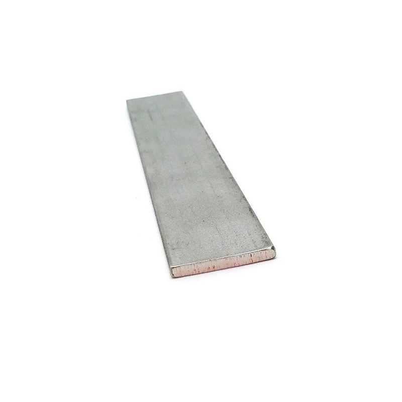 Barre plate en acier à ressort 30x2-90x5mm C75S bandes coupées en tôle 0,5-2 Met