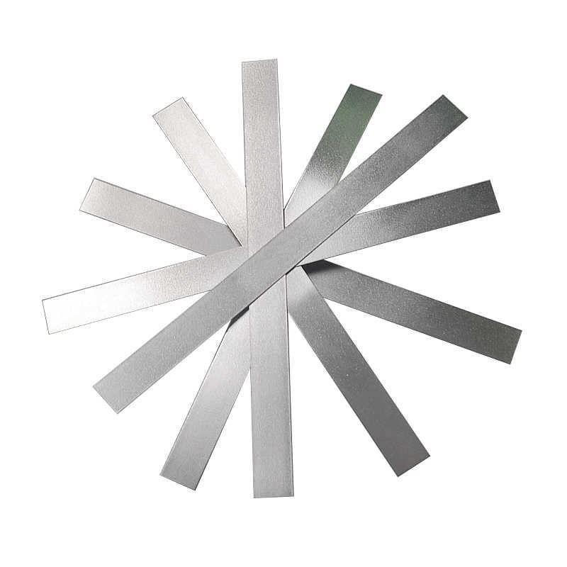 Barre plate nickel 20x1mm-90x4mm 2.4060 bandes de tôle coupées à 250-1000mm