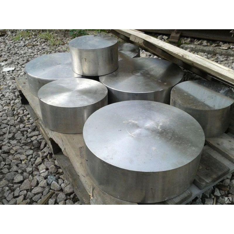 Tige en acier inoxydable 20-120mm 1.4301 V2A disque rond 304 tige en acier ronde jusqu'à 100mm