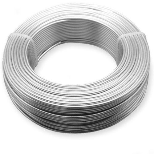 Fil d'aluminium Ø 0.5-5mm fil de reliure fil de jardin artisanat 2-750 mètres